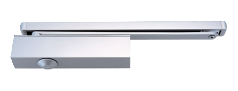 EN 2-4 door closer, cam action system